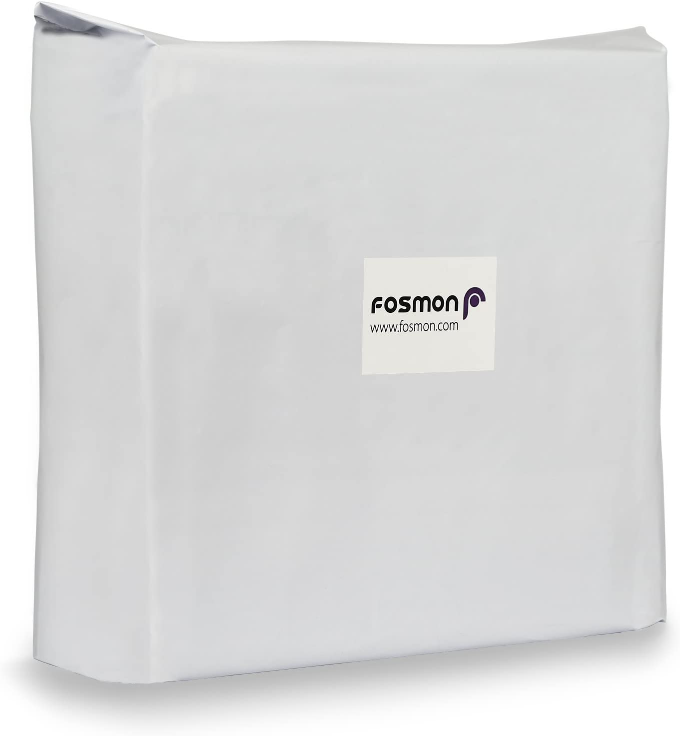 25 25-30x36 Fosmon Large Self-Seal Tear-Proof Polyethylene Mailers