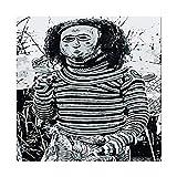 wzgsffs Billy Woods X Moor Mother Póster E Impresiones 2021 Brass Music Wall Art Print En Lienzo para Sala De Estar Home Bedroom-24X24 Inchx1 Frameless