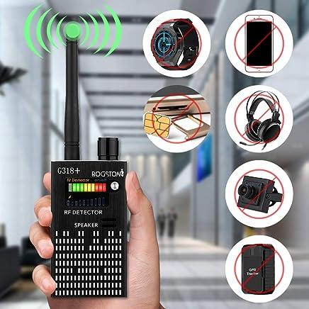 Super Anti-spy Bug GPS Wireless Camera RF Signal Detector Set[Enhanced Version]