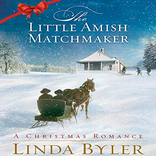 The Little Amish Matchmaker audiobook cover art