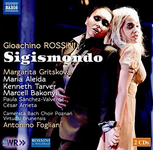 Rossini, G.: Sigismondo [Opera] (Gritskova, Aleida, Tarver, Bakonyi, Poznań Camerata