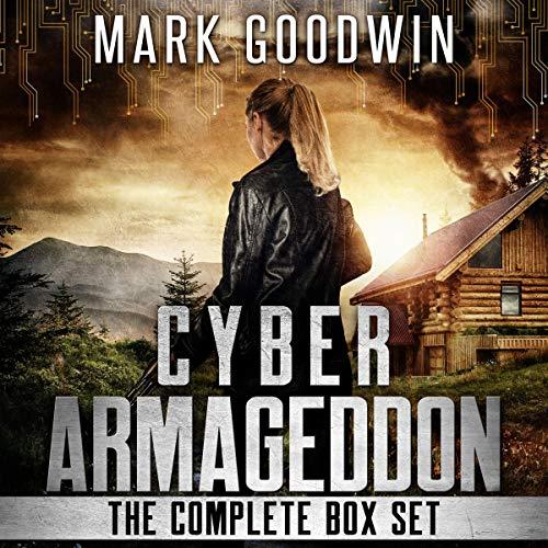Cyber Armageddon Box Set audiobook cover art