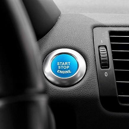 Amazon com: AjaxStore - Car Stickers START Engine Button 6