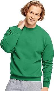 Hanes ComfortBlend EcoSmart Crew Sweatshirt_Kelly Green_4XL