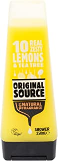 Cussons Lemon and Tea Tree Original Source Shower Gel by PZ CUSSONS (UK) LTD