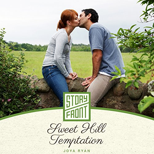Sweet Hill Temptation audiobook cover art
