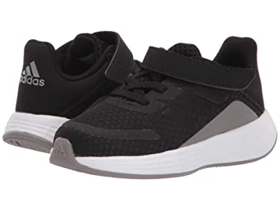 adidas Kids Duramo SL (Infant/Toddler) (Core Black/Core Black/Grey Six) Boys Shoes