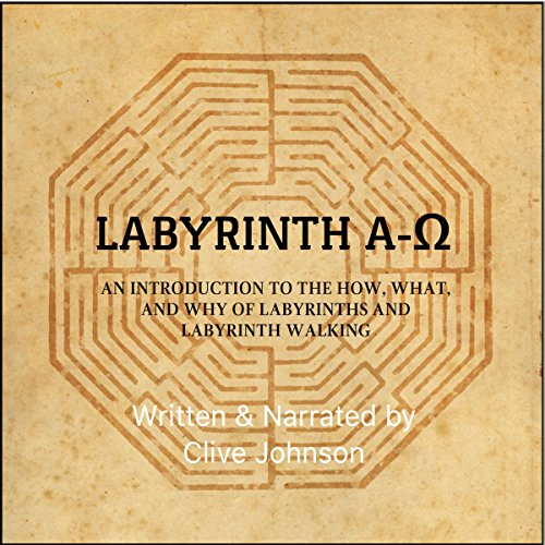 Labyrinth A-Ω audiobook cover art