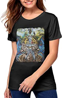 Mary A Poore Sepultura Machine Messiah Womans Summer Short Sleeves Tee Shirt