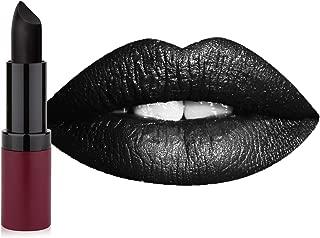 Golden Rose Velvet Matte Lipstick, 33 Midnight Black