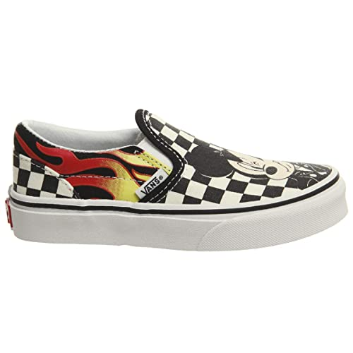 f5bc06bb9482 Vans Unisex Kids  Peanuts Classic Slip-on Trainers