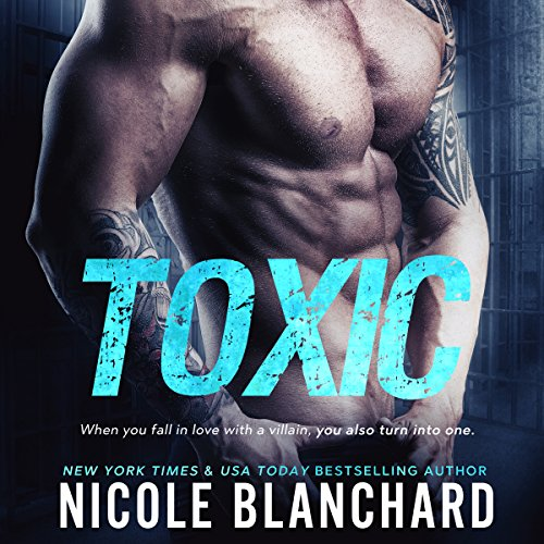 Toxic audiobook cover art