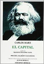 El capital ; Manifiesto comunista ; Precios, salarios y ganancias (Tesoro literario)