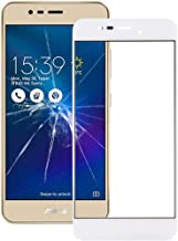 Mobile Phone Touch Panel Front Screen Outer Glass Lens for Asus Zenfone 3 Max / ZC520TL(Black) Touch Panel (Color : White)