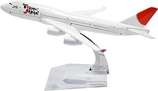 TANG DYNASTY(TM) 1:400 16cm Boeing 747-400 Japan Airline Metal Airplane Model Plane Toy Plane Model
