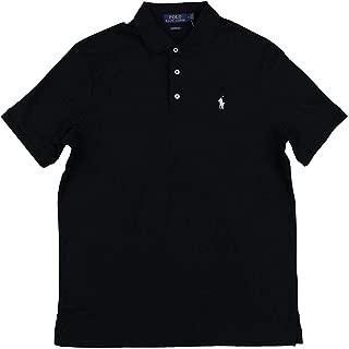 Polo Ralph Lauren Mens 3 Button Interlock Polo Shirt
