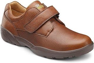 Dr. Comfort Men's William Black Diabetic Casual Shoes