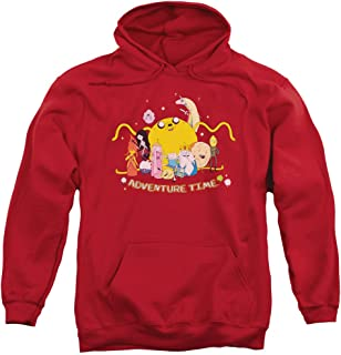 Adventure Time - Outstretched Adult Pull-Over Hoodie