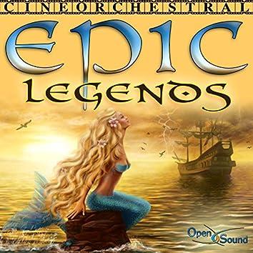 Cineorchestral Epic Legends (Music for Movie)