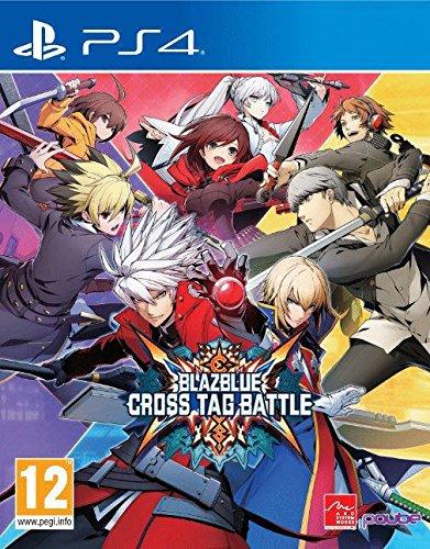 BlazBlue Cross Tag Battle [Importación francesa]