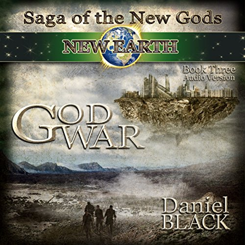 God War     Saga of the New Gods Book 3              By:                                                                                                                                 Daniel Black                               Narrated by:                                                                                                                                 Sebastian Fields,                                                                                        Marci Fine                      Length: 8 hrs and 21 mins     5 ratings     Overall 4.2