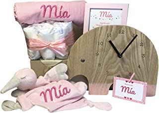 Amazon.es: cestas bebe - Sets de regalos para recién nacidos ...