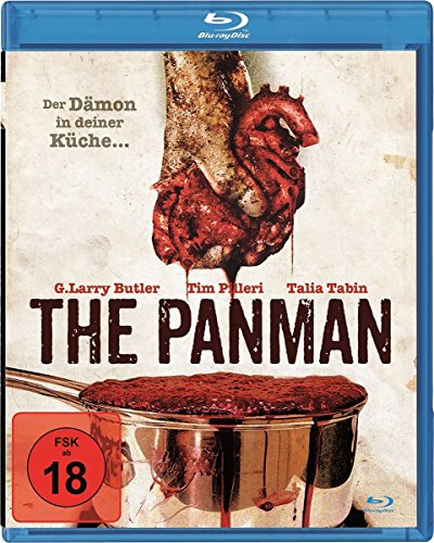 BUTLER,G.LARRY/PILLERI,TIM/TABIN,TALIA/+++ - THE PANMAN-DER DÄMON IN DEINER KÜCHE (1 BLU-RAY)