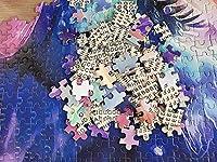 ChuYuszb puzzle 木製アダルトパズル1000ピースアートDIYパズルポーラーベアインザアイスアダルトゲーム子供の教育玩具