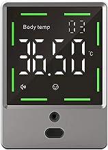Non-Contact Infrarood Inductie Thermometer met Fever Alarm, Wall-Mounted temperatuurmeting voorhoofd thermometer met digit...