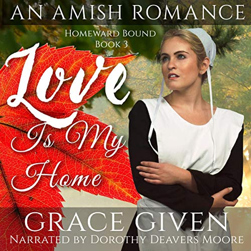 Love Is My Home audiobook cover art