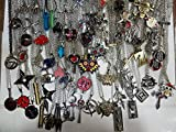 ANY 5 ANIME Metal Pendant Necklace ~ Randomly Selected 5 ~Cosplay~