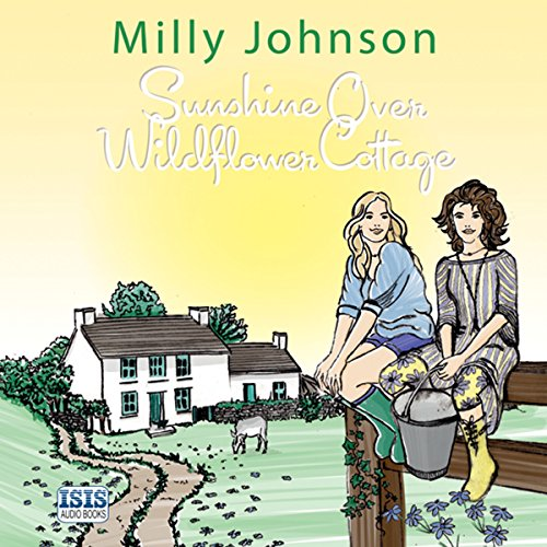 Sunshine over Wildflower Cottage cover art