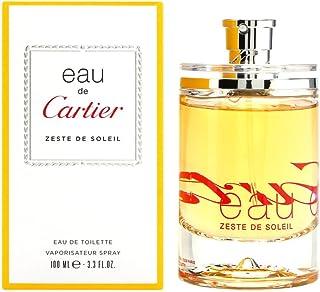 Zeste De Soleil By Cartier For Unisex - Eau De Toilette, 100 ml