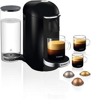 NESPRESSO Vertuo Plus GCB2 BLACK coffee machine