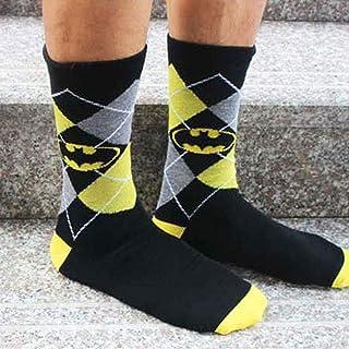 Ccoco, Ccoco Batman Cotton Socks-celtice-One Size