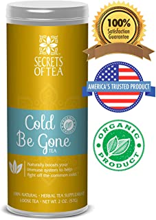 Best tea for colds Reviews