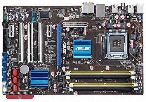 ASUS P5QL Pro LGA775 Intel P43 DDR2-1066 ATX Motherboard