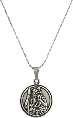 "Saint Christopher III 32"" Expandable Necklace"