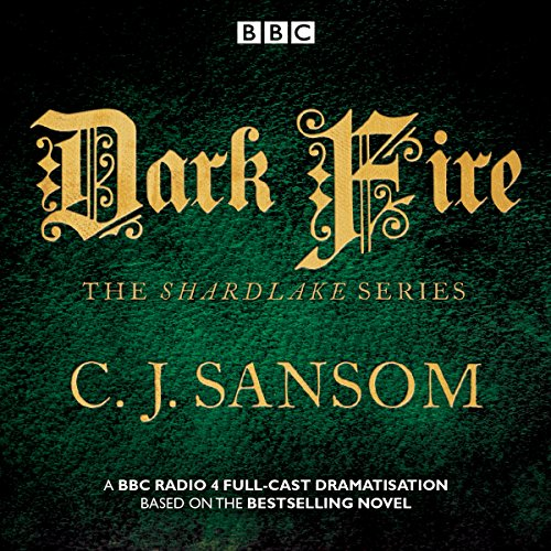 Shardlake: Dark Fire audiobook cover art