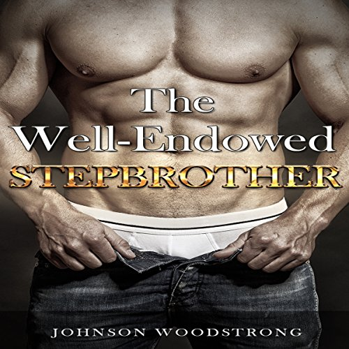 Omega: The Well-Endowed Stepbrother audiobook cover art