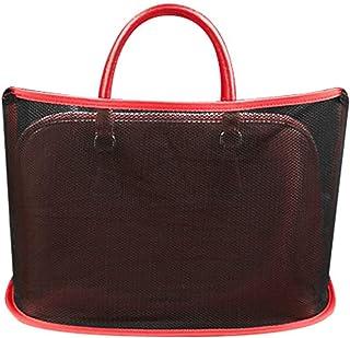 Car Net Pocket Between Seats, Universal Handbag Holder, Portable Automotive Seat Back Organizers, Elastic Car Seat Bag, fo...