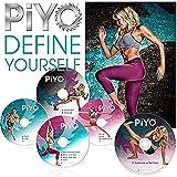 BB Chalene Johnsons PiYo Workout 5 DVD Program Complete Set