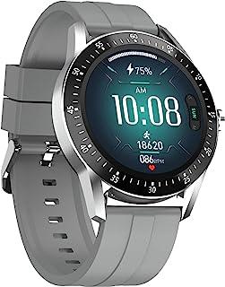 Lemonda S11 Smart Watch Fitness Tracker IP67 Waterproof Heart Rate Monitor Grey