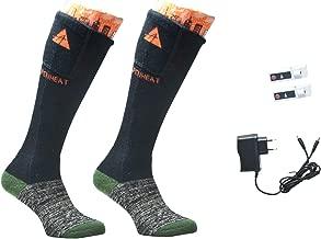 32-47.5 Alpenheat Fire Trend Boot Heater Mixte Adulte Black