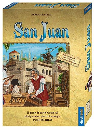 Giochi Uniti GU451 - San Juan Brettspiel