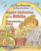 Los Osos Berenstain súper historias de la Biblia / The Berenstain Bears Storybook Bible (Spanish Edition)