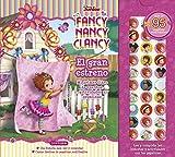 Fancy Nancy Clancy. El gran estreno: Mi primer libro de cuentos, actividades y pegatinas (Disney. Fancy Nancy Clancy)