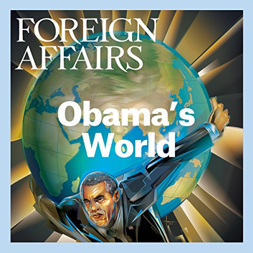 The September/October 2015 Issue of Foreign Affairs cover art