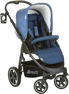 عربة اطفال سول بلس مع حقيبة من هوك 143162- كحلي ميلانج