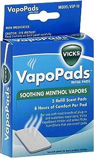 Vicks Scent Pads VSP-19 6 Each (Pack of 4)